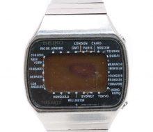 セイコー ワールドタイム デジタルクォーツ時計