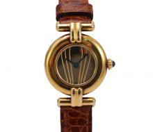 カルティエ ヴェルメイユ レディースクォーツ時計