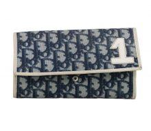 クリスチャンディオール トロッター 2つ折長財布