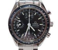 オメガ スピードマスター メンズ自動巻時計