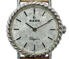 ラドー レディース 手巻時計
